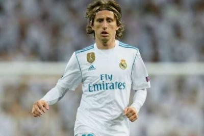 Inter Milan plot move for Luka Modric