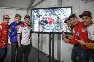 MotoGP riders ready for Silvertsone