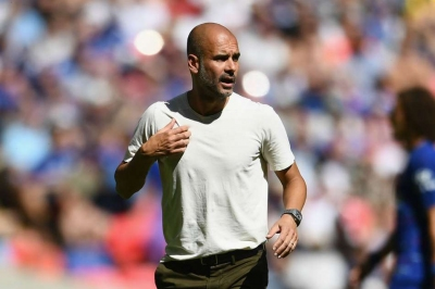 Guardiola not expecting more buys