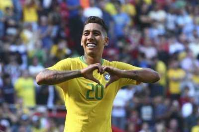 Firmino saves two Brazilian boys lives