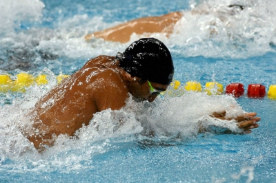 Swimming: Sandeep finishes 7th