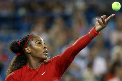 Serena could face Halep in round 4