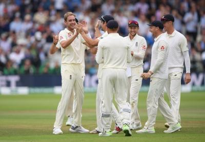 2nd Test: England crush India, go 2-0 up