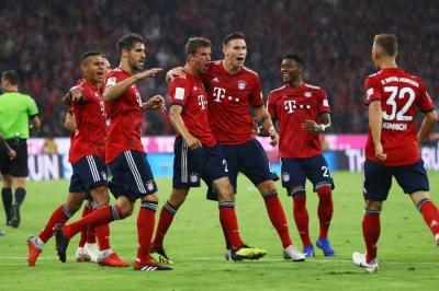 Report: Bayern 3 Hoffenheim 1