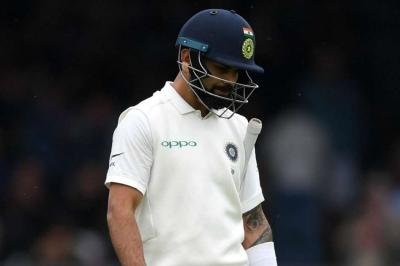 Kohli: I'll be fine for third Test