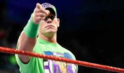 John Cena set for BIG fight at WWE SSD