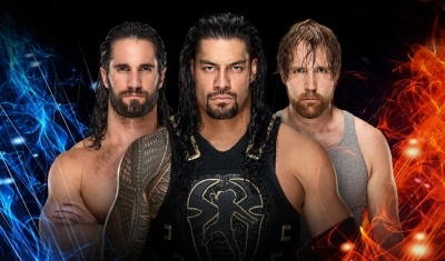 Possible opponents for The Shield