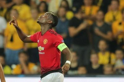 Pogba 'class' impresses Mourinho