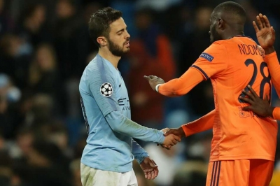 Bernardo: Man City not favourites