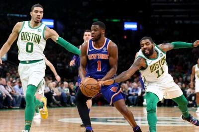 Celtics having fun again in NBA