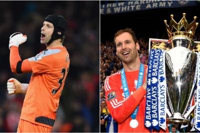 Cech's PL career in Opta numbers