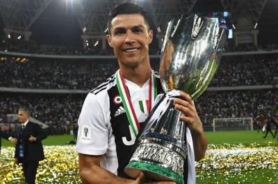 Allegri hails Ronaldo's winner