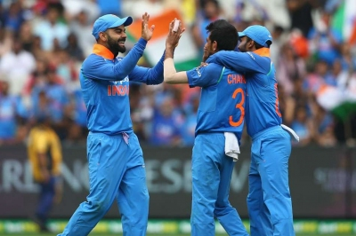 India clinch ODI series win