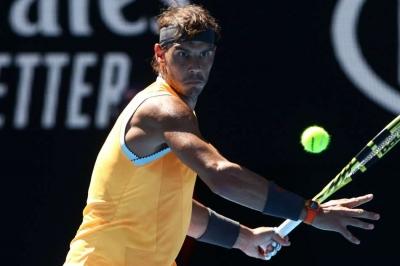 Nadal outclasses Berdych in last 16