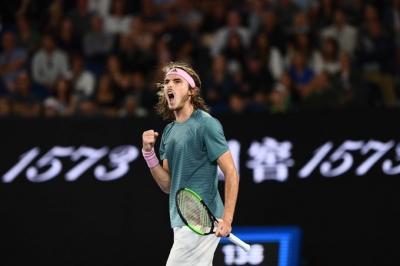 Aus Open: Tsitsipas dethrones Federer