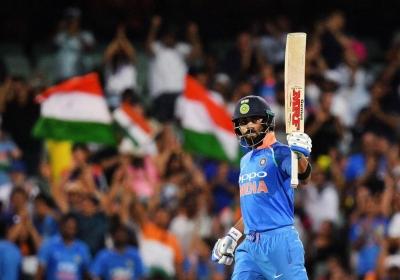 Kohli is greatest ODI batsman: Clarke