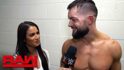 Why Finn Balor received title shot?