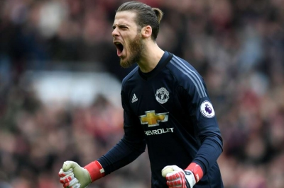 De Gea to become highest paid player