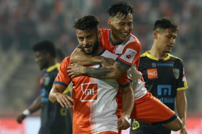 ISL: FC Goa seal play-off berth