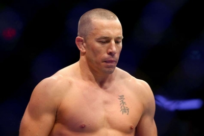 St-Pierre not ruling out comeback
