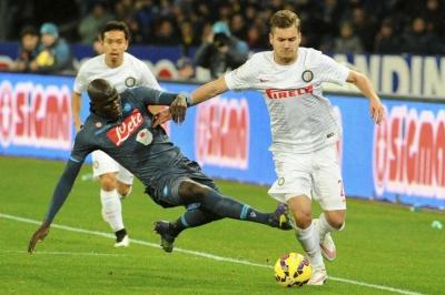 Man U eyeing Serie A defender