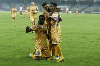 ISL: Sougou hands Mumbai play-off spot