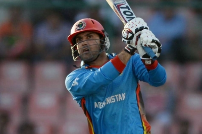 Afghanistan too strong for Ireland