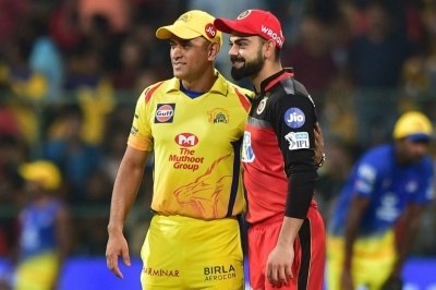 CSK's epic response to RCB on IPL opener
