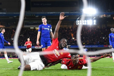 FA Cup: Man United knock out Chelsea