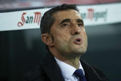 No Barca complacency - Valverde