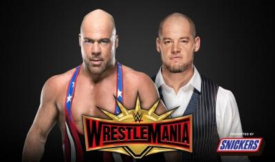 WWE to alter Angle's WM35 match?