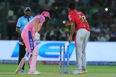 Ashwin criticised for Mankading Buttler