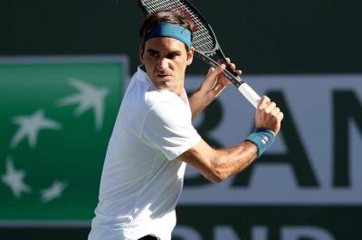 Federer survives Albot test