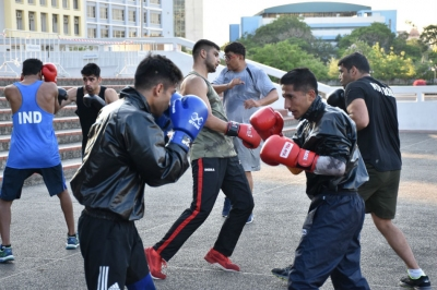 Indian boxers ready for Asian Boxing Championships