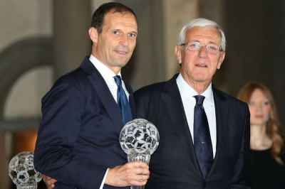 Allegri inducted into Hall of Fame