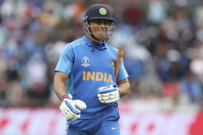 FIR filed against MS Dhoni