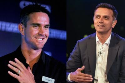 Pietersen on Dravid's batting advice