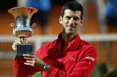 Djokovic ends wait for Rome glory