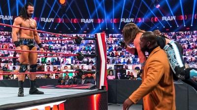 Drew McIntyre gets WWE TLC opponent