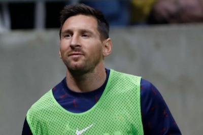 Messi, Dybala in Argentina squad