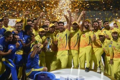 How many times CSK won IPL?