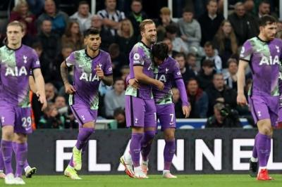 Newcastle United 2-3 Tottenham