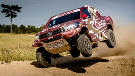 Al Attiyah on course to defend world title after Hungary win