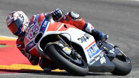 Ducati riders feel at home in Motegi