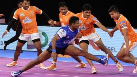 Haryana defeat Pune 31-27