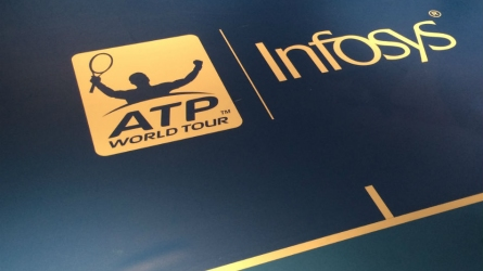 Infosys and ATP launch a second screen!