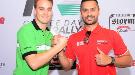 Gill, Veiby set for final duel
