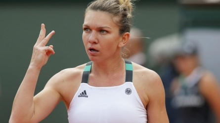 Halep's comeback win one of the best
