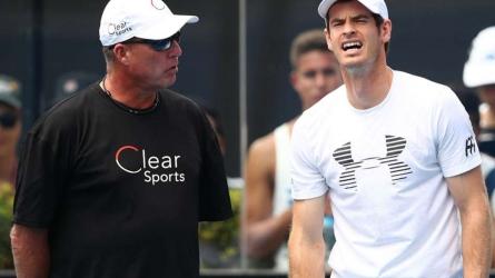 Murray splits with coach Lendl
