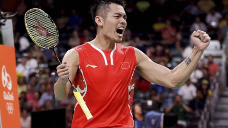 China Open: Lin Dan bows out in 1st rd